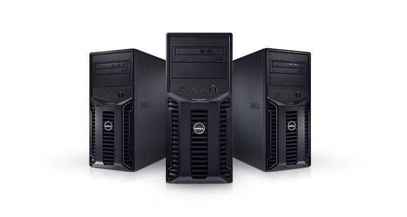 سرور Dell PowerEdge T110