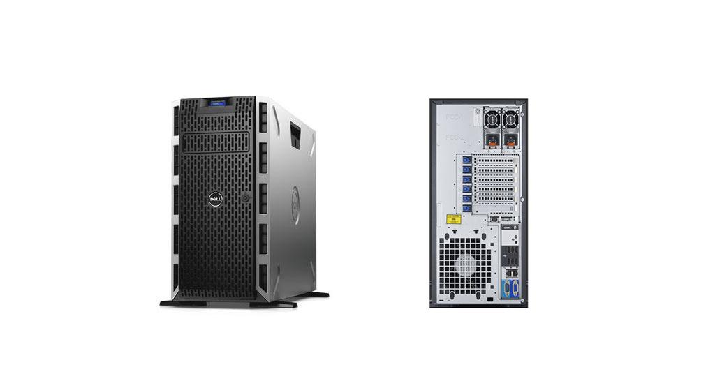 سرور ایستاده Dell PowerEdge T430