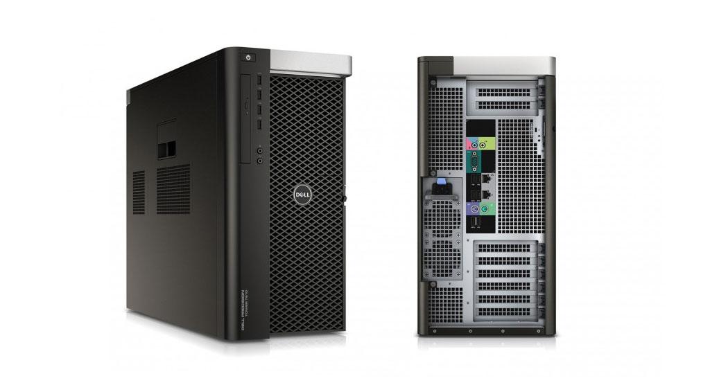 کامپیوتر رومیزی Dell Precision T7910
