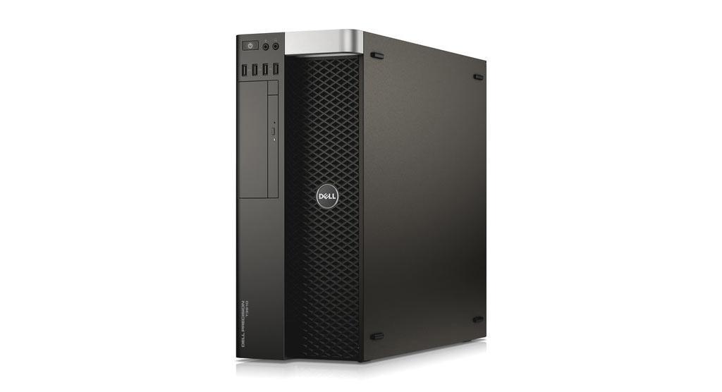 ایستگاه کاری Dell precision T3610