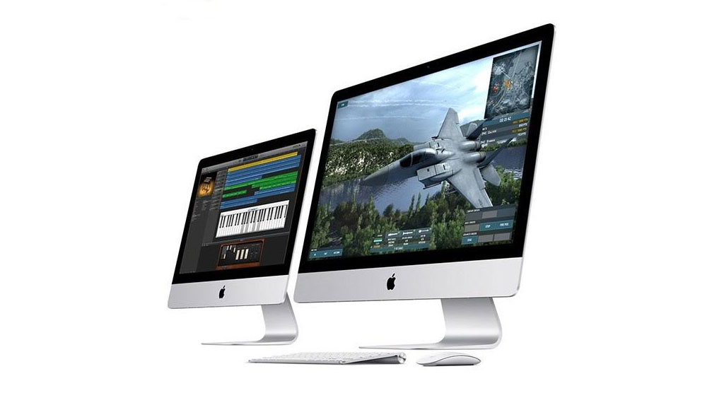 Imac کامپیوتر های بدون کیس apple
