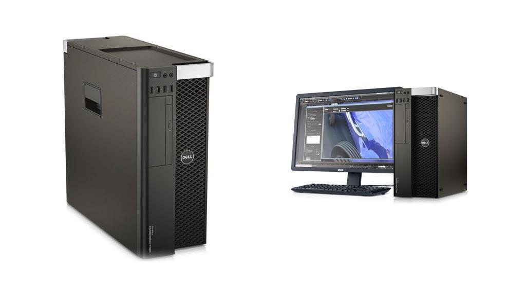 کامپیوتر رومیزی Precision T5610