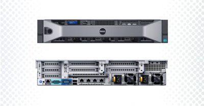 سرور Dell PowerEdge R320 – زیگورات تکنولوژی