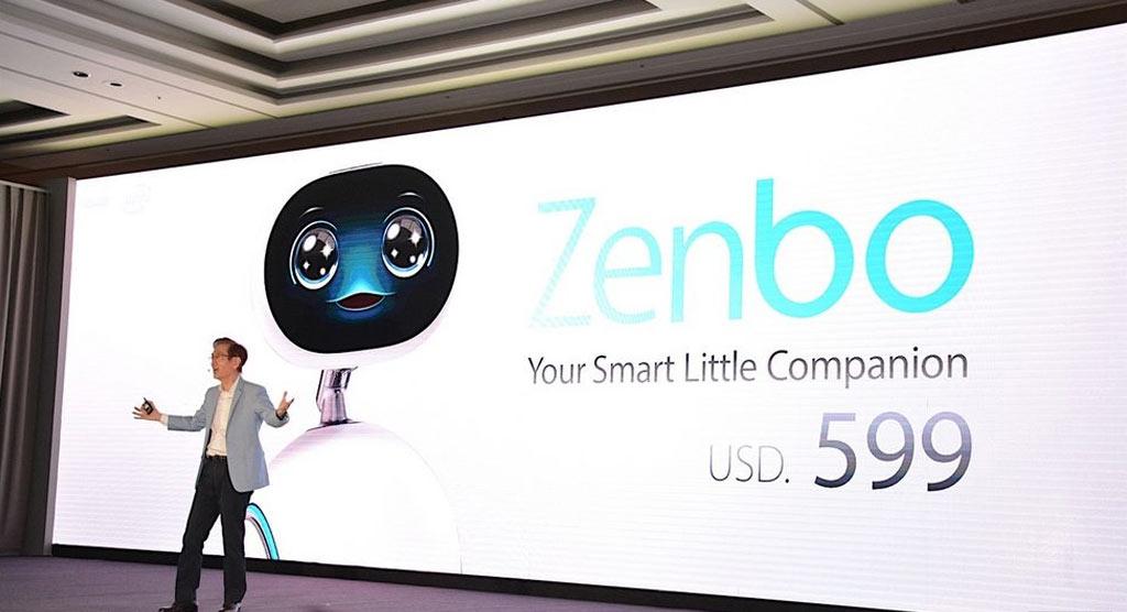 ربات zenbo