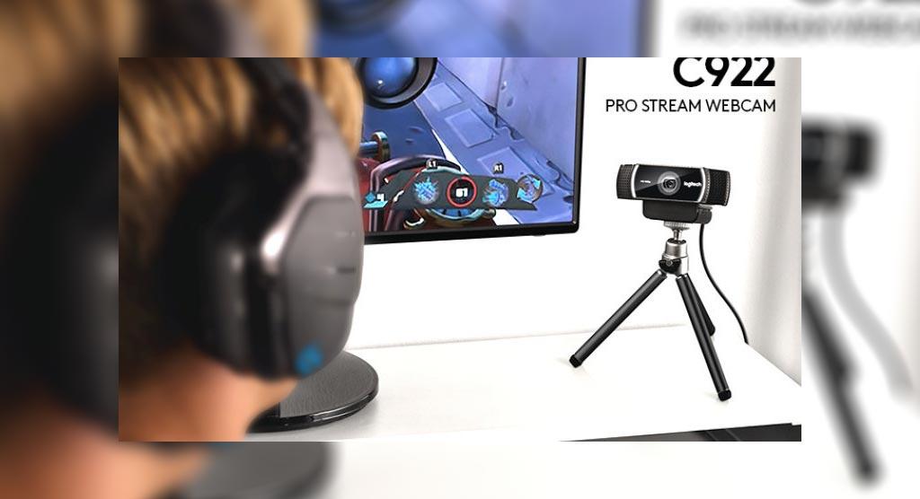 وبکم استریم C922 Pro