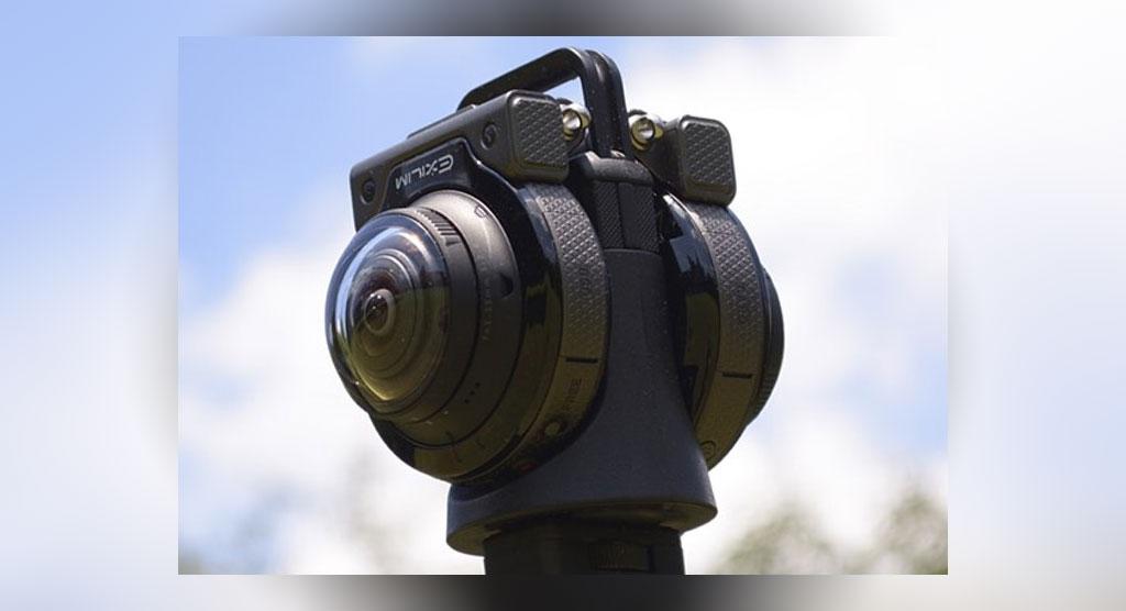 دوربین 360 درجه کاسیو معرفی شد