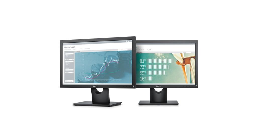 مانیتور 19 اینچی Dell