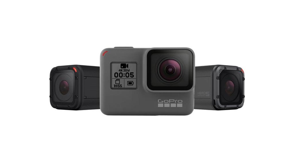 اکشن کم های جدید GoPro