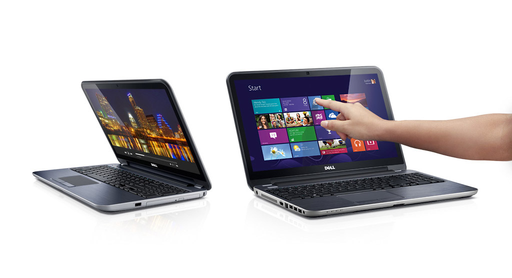 لپ تاپ Dell inspiron 5537