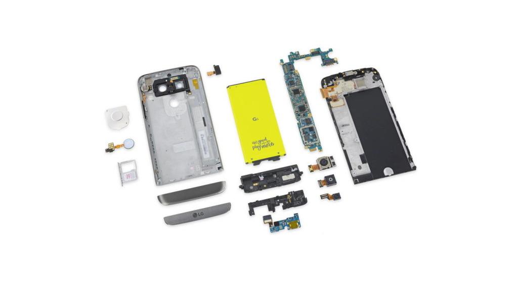 تلفن هوشمند LG G5