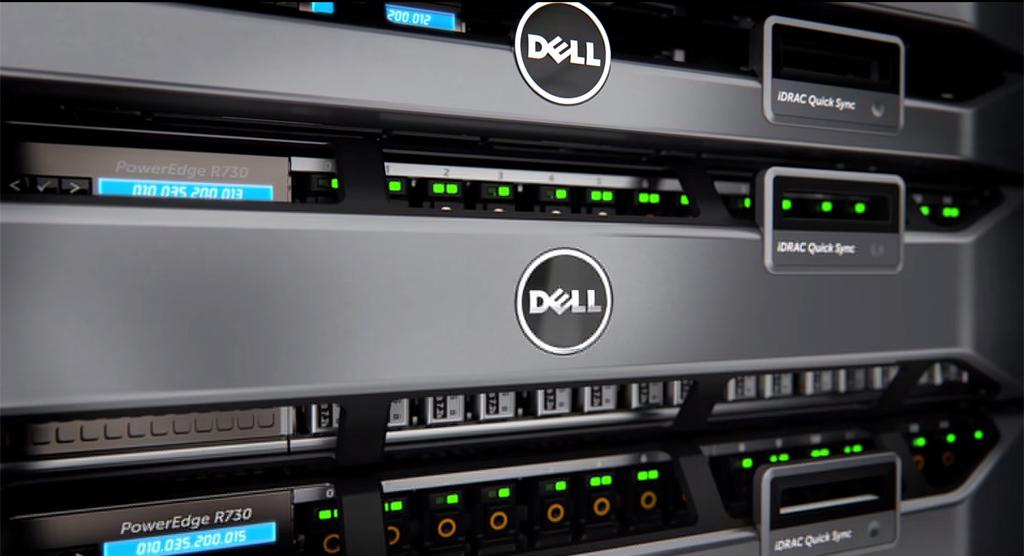 Dell PowerEdge R730 سرور قدرتمند Dell