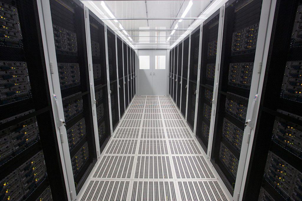 تعداد سرور مورد نیاز برای شرکت ها