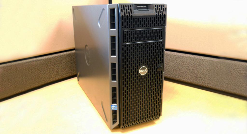 سرور هوشمند و قدرتمند Dell PowerEdge T330