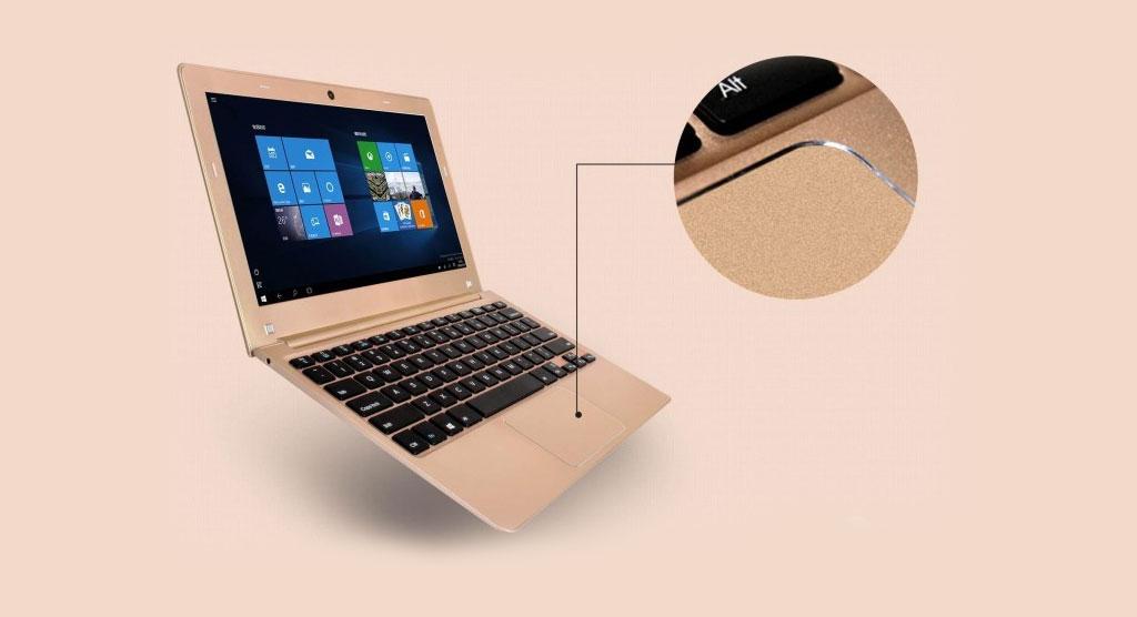 EZBook Air لپتاپ چینی مشابه مک بوک ایر معرفی شد