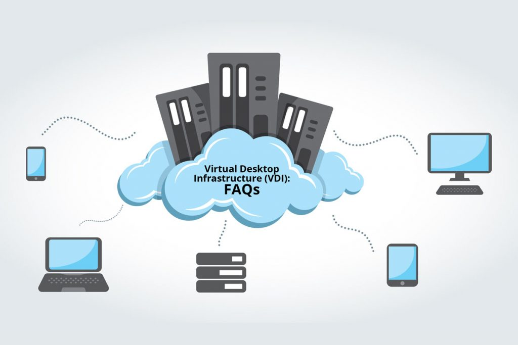 راهکار زیرساختی دسکتاپ مجازی(VDI)
