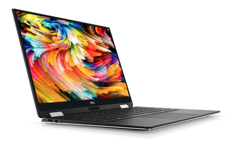 دل XPS 13 جدید با طراحی بهبودیافته و سخت افزاری قدرتمند