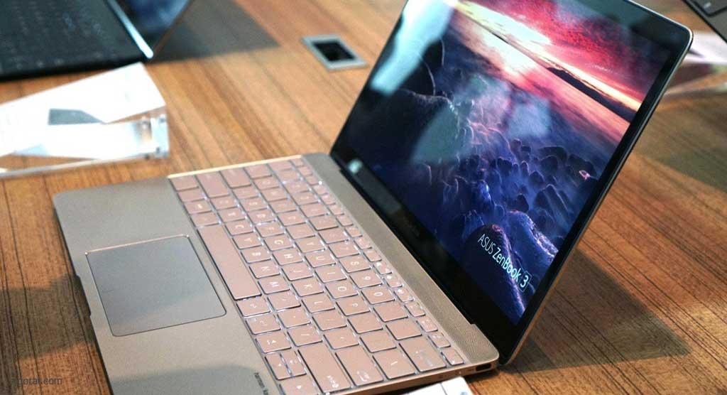 لپتاپ ZenBook 3