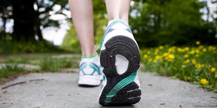 پیاده روی در مقابل دویدن