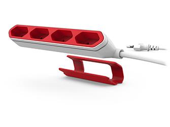 PowerBar ~ پاور بار ساده با 4 خروجی برق