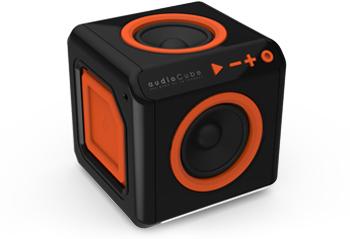 AudioCube ~ آئدیوکیوب معمولی