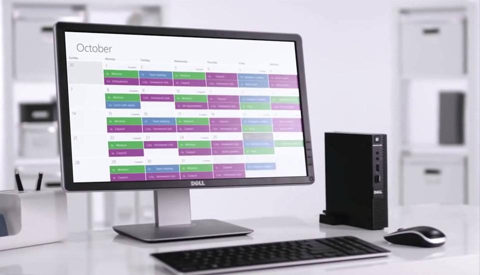 کامپیوتر رومیزی Dell Optiplex 9020
