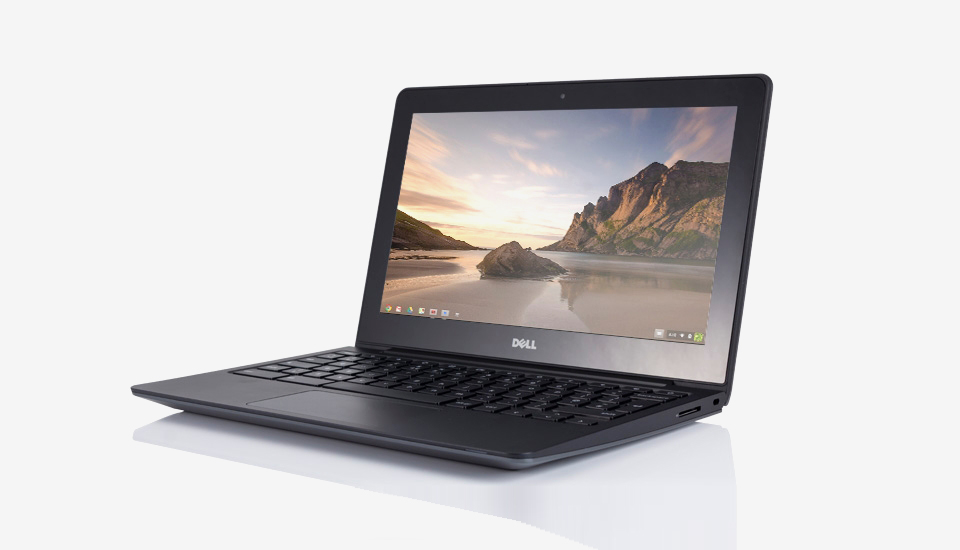 بررسی DELL CHROMEBOOK 11