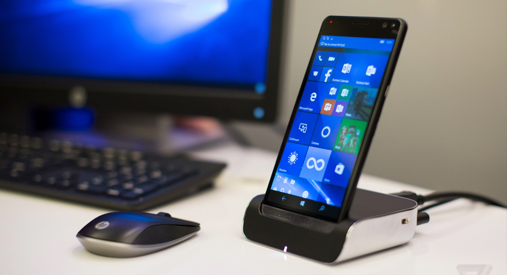 Elite x3 تلفن هوشمند ویندوزی HP معرفی شد