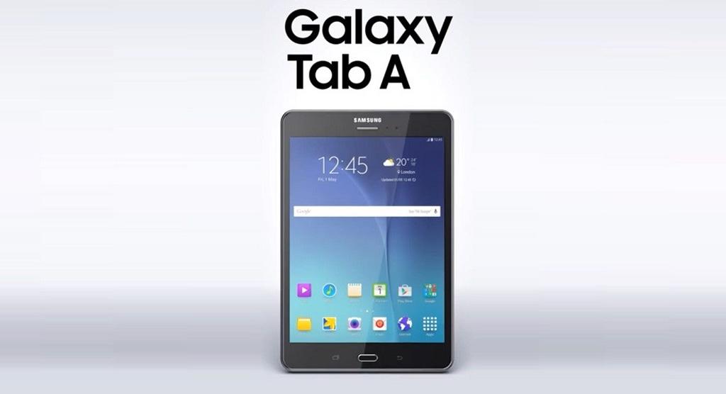Galaxy Tab A در وب سایت های سامسونگ لیست شد