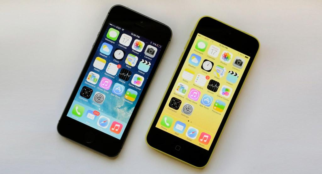 iPhone SE به iPhone 5s شباهت دارد
