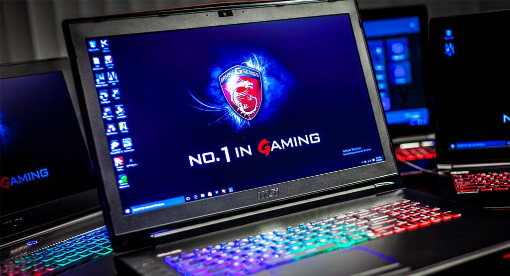 با لپ تاپ گیمینگ جدید MSI،GT72S Tobii آشنا شوید