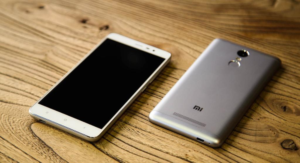 شیائومی از تلفن هوشمند Redmi Note 3 رونمایی کرد