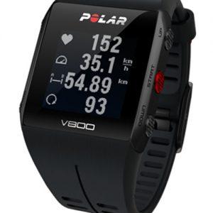 ساعت ورزشی پلار V800 با حسگر H10