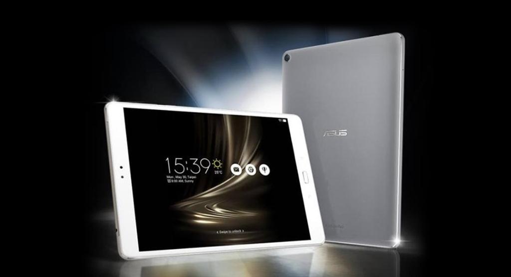 تبلت ZenPad 3S 10 ایسوس رونمایی شد