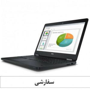 لپ تاپ صنعتی و حرفه ای Dell Latitude E5550
