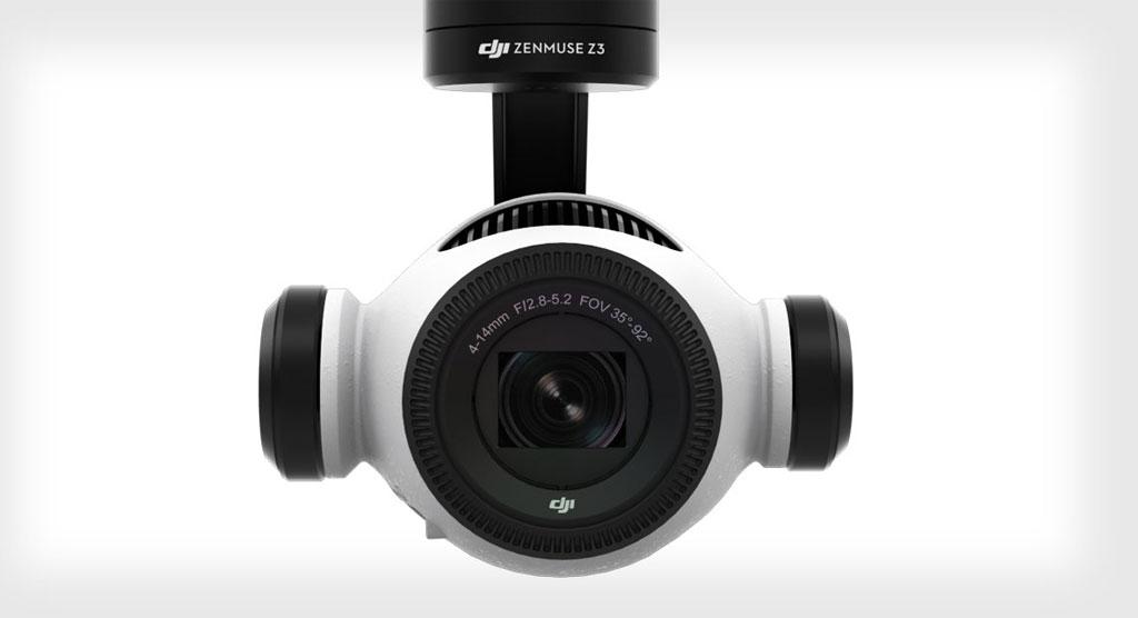DJI نخستین دوربین زوم هوایی خود را معرفی کرد