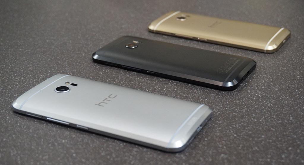 فروش تنها 251 دستگاه HTC 10 در چین