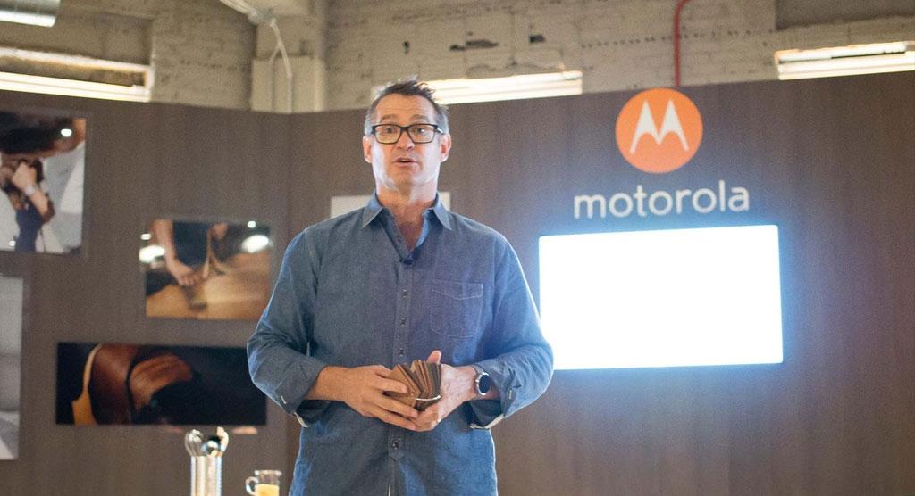 Jim Wicks مدیر طراحی موتورولا لنوو را ترک کرد