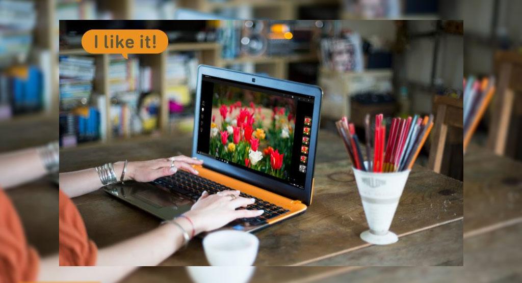 لپتاپ جدید VAIO C15 معرفی شد