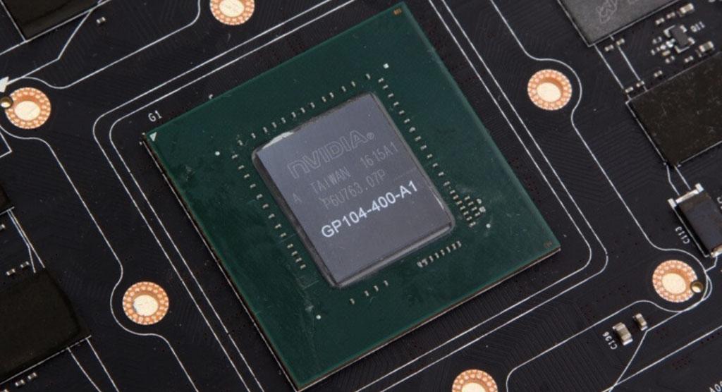 انویدیا تراشه گرافیکی GTX 1080 را عرضه نمی کند