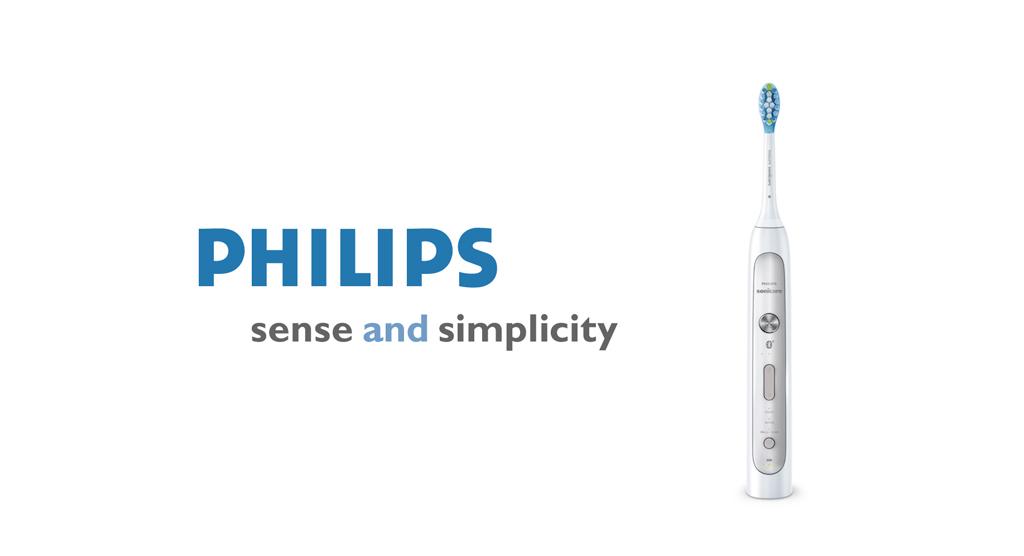 فیلیپس و معرفی مسواک هوشمند Sonicare FlexCare Platinum
