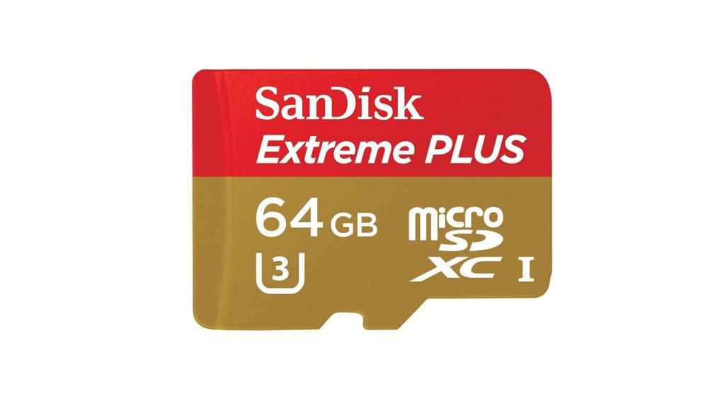 سن دیسک و معرفی کارت حافظه 256 گیگابایتی جدید