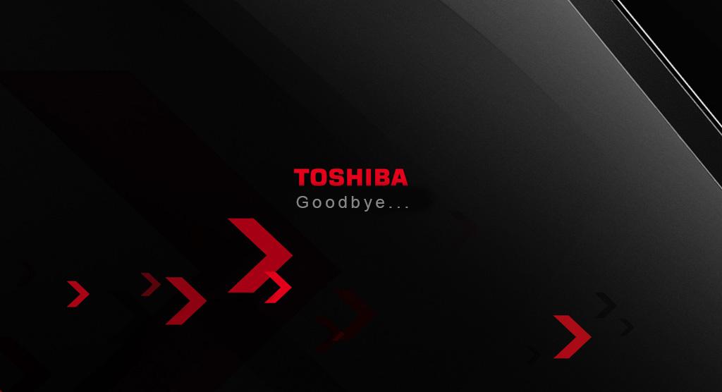 توشیبا و خداحافظی از بازار کامپیوتر