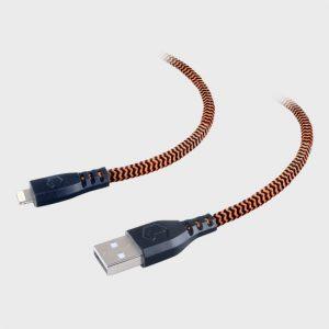 TT-FC6-IP5 کابل تبدیل USB به Lightning (آیفون 6) به طول 6 فوت - محصولات TOUGHTESTED
