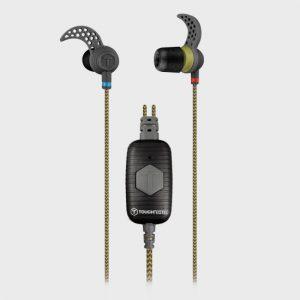 TT-HF-RAN هدفون حرفه ای مدل RANGER به همراه میکروفون - محصولات TOUGHTESTED
