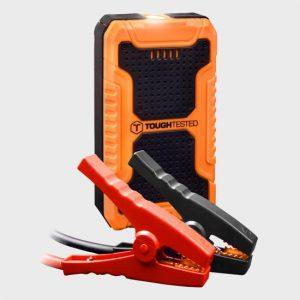 TT-JSV8 پاوربانک و جامپ استارت (شوک باطری خودرو) 7500mAh با دو خروجی USB - محصولات TOUGHTESTED
