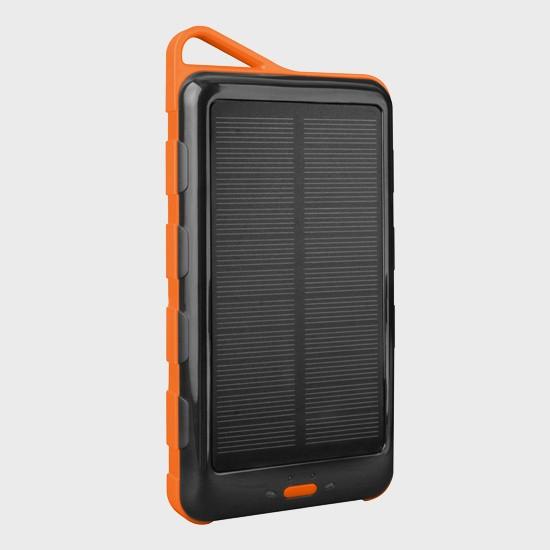 TT-SOLAR10 پاور بانک خورشیدی 10000mAh با دو خروجی USB - محصولات TOUGHTESTED