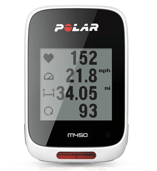 ساعت ورزشی هوشمند پلار M450