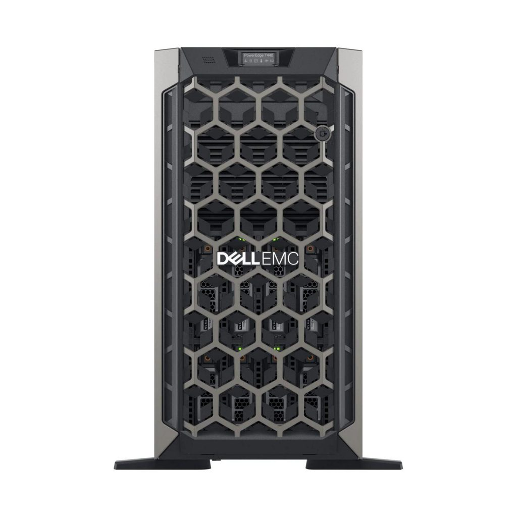 T440 سرور ایستاده دل ( Dell Power Edge T440 Tower Server )