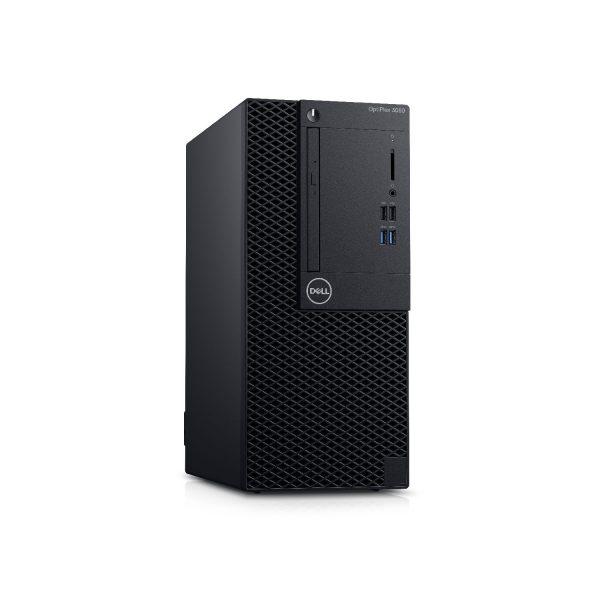 دسکتاپ اداری دل   DELL OptiPlex 3060 Mini Tower Core i3