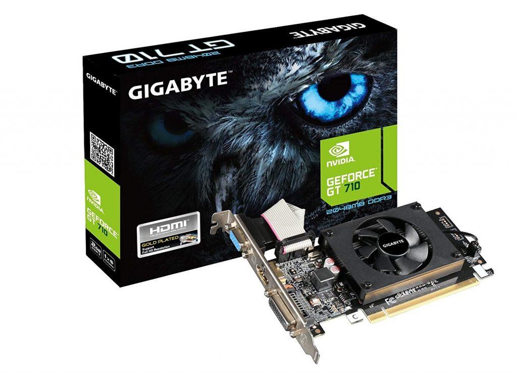 کارت گرافیک پی ان وای مدل GeForce GT 710